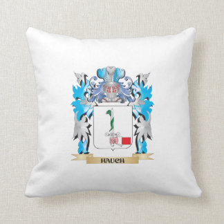 Hauch Coat of Arms - Family Crest Pillow