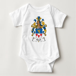 Hauch Family Crest Tees