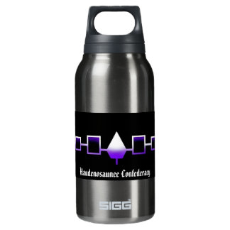 Haudenosaunee Confederacy Insulated Water Bottle