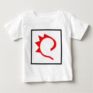 Haudenosaunee Family Titles: Aionwatha Baby T-Shirt