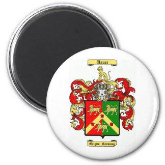 Hauer 2 Inch Round Magnet