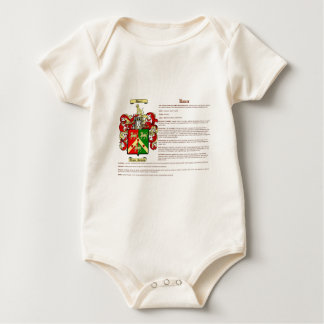 Hauer (meaning) baby bodysuit