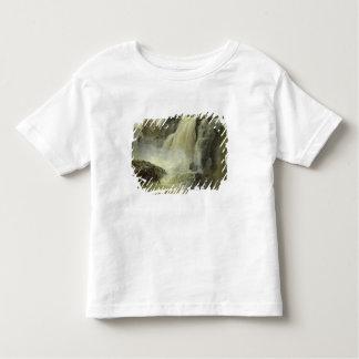 Haugfoss in Norway, 1827 Toddler T-shirt