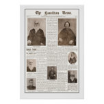 Haughey Family Reunion-Sept 16, 1904- White back Print
