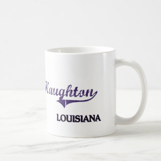 Haughton Louisiana City Classic Classic White Coffee Mug