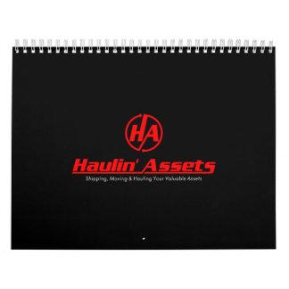 Haulin' Assets - Calender Calendar