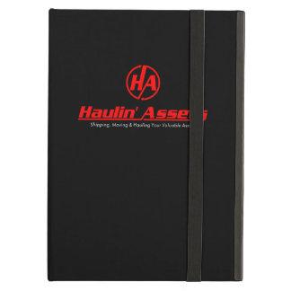Haulin' Assets - IPad Cover