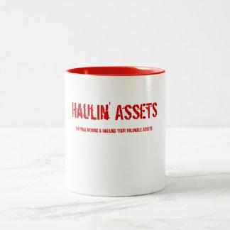 Haulin' Assets - Mug