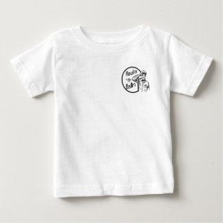 Haulin-N-Ballin Baby Style Baby T-Shirt