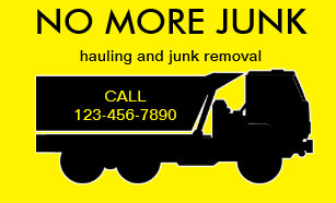 Junk removal business cards zazzle hauling and junk removal business card colourmoves