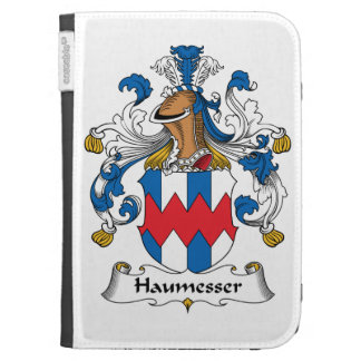 Haumesser Family Crest Cases For The Kindle