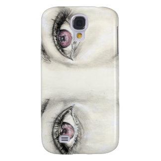 """Haunt"" Series Samsung S4 Case"