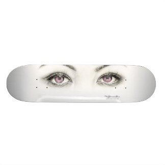 """Haunt"" Series Skateboard Deck"