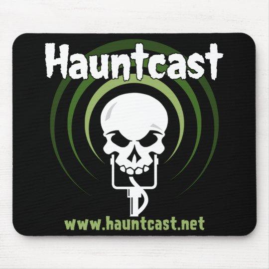 Hauntcast Mousepad