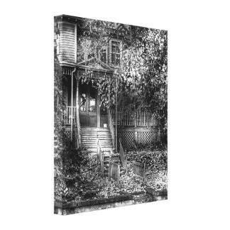 Haunted - Abandoned Canvas Prints