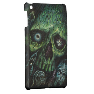 Haunted Attraction Skulls Ghosts Vintage Case For The iPad Mini