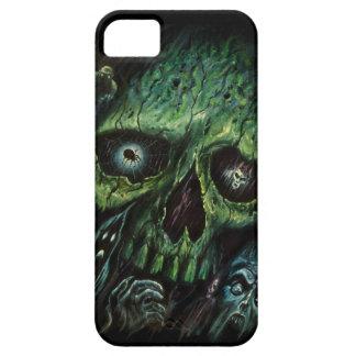 Haunted Attraction Skulls Ghosts Vintage iPhone SE/5/5s Case