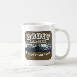 Haunted Bodie California Coffee Mug