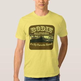 Haunted Bodie California T-shirt