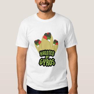 Haunted By Gyros T-shirt