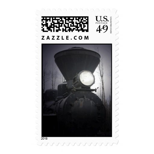 Haunted by Rails Stamps