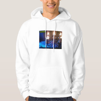 HAUNTED-CANDLE LIGHT HOODIE
