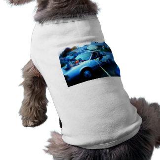 Haunted Car Shirt