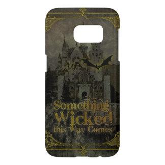 Haunted Castle Halloween Samsung Galaxy S7 Case