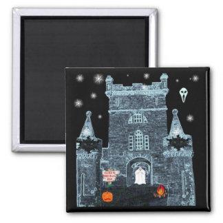 Haunted Castle Magnet