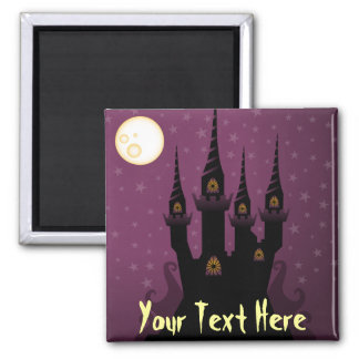 Haunted Castle Magnet