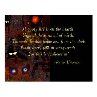 Haunted Dreams Postcard