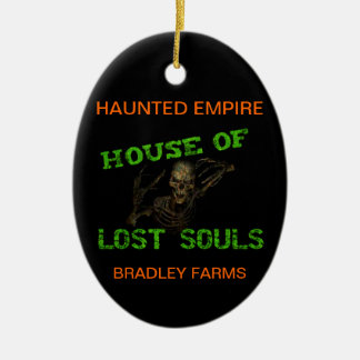 Haunted Empire, Bradley Farms 2012 Ornament