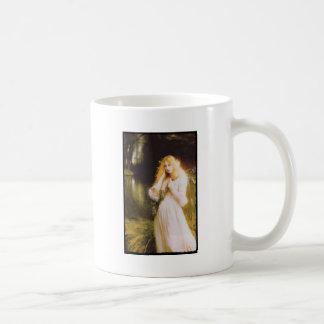 Haunted Eyes Ophelia Coffee Mug