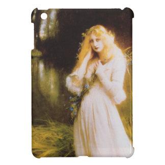 Haunted Eyes Ophelia iPad Mini Cover