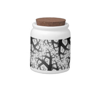 Haunted Forest Candy Jar