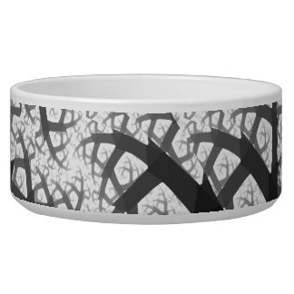 Haunted Forest Dog Bowl