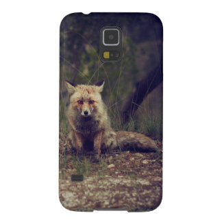 Haunted Fox Samsung Galaxy S5 'Barely There' Case
