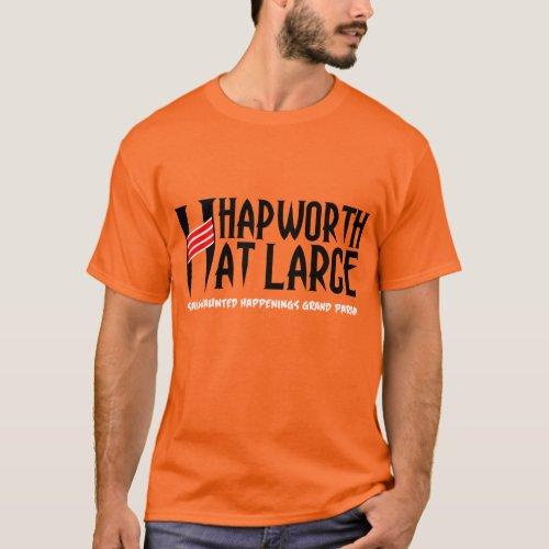 HAUNTED HAPPENINGS PARADE T_Shirt