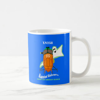 Haunted Helicopter mug