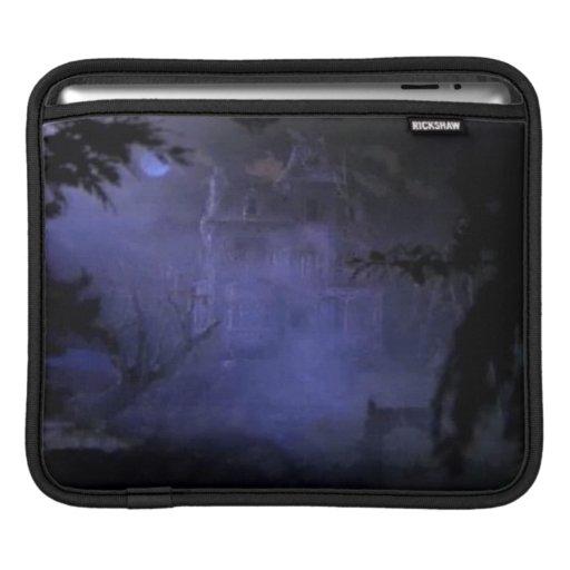 Haunted Hill House iPad Sleeve