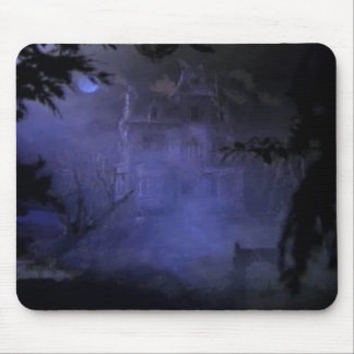 Haunted Hill House Mouse Pad