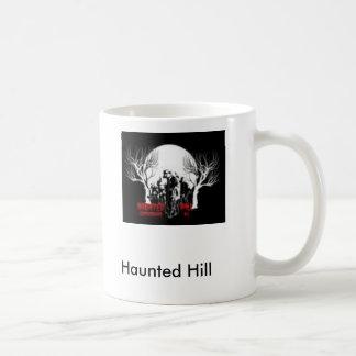 Haunted Hill Classic White Coffee Mug