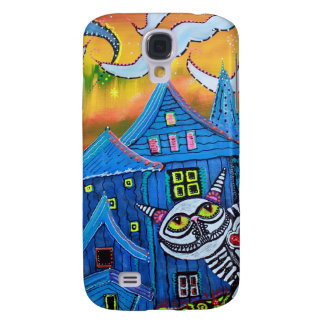 Haunted Hollow Galaxy S4 Covers