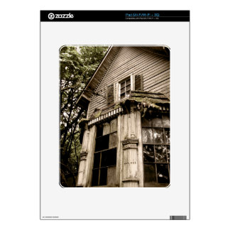 Haunted Home Decal For The iPad
