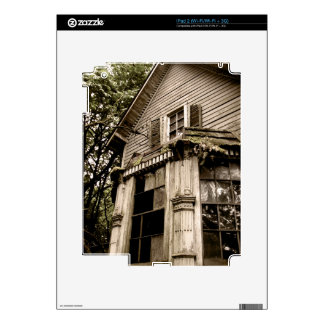 Haunted Home Decals For iPad 2