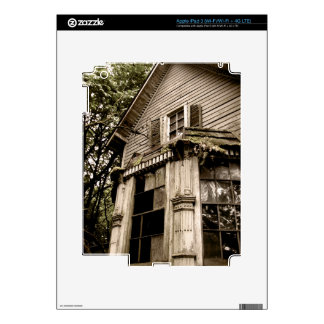 Haunted Home Decals For iPad 3