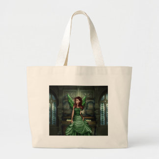 Haunted House Canvas Bag