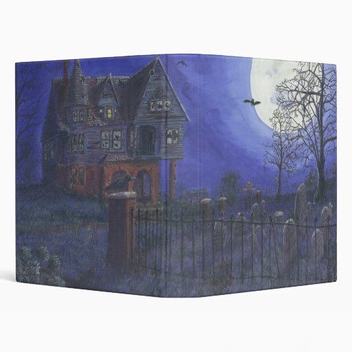 Haunted House Binder