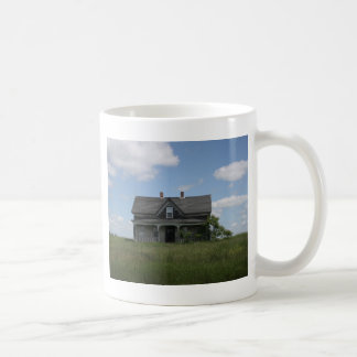 Haunted House Coffee Mug