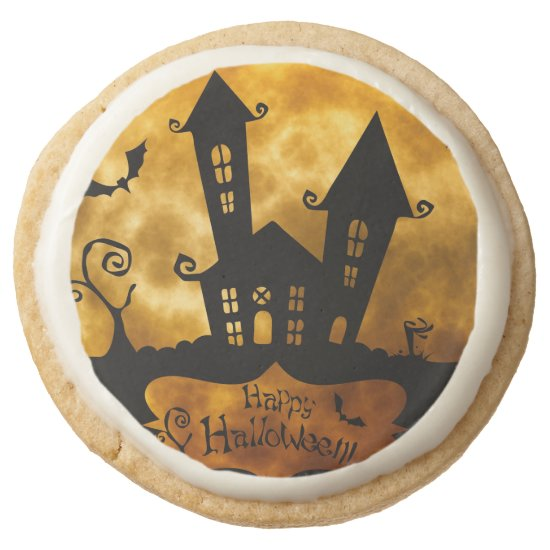 Haunted House, Halloween Cookies